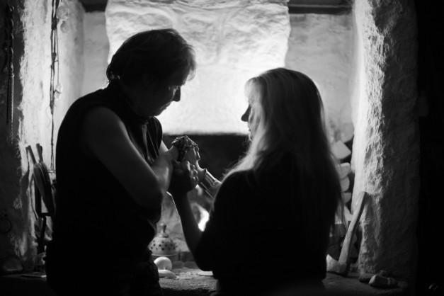 Cassandra and I. Image - John Isaac