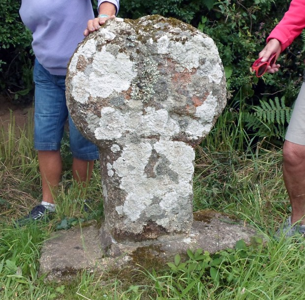 Pendrea Stone Cross